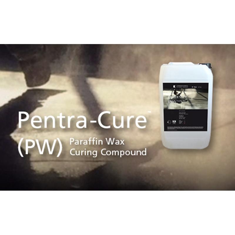 Curing Pentra-Cure base eau