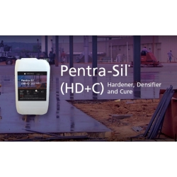 Curing Pentra-Sil (NL/HD+C)