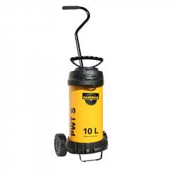 Waterpompen/Metaal op trolley