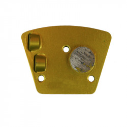 Patin métallique SCRAPER :...