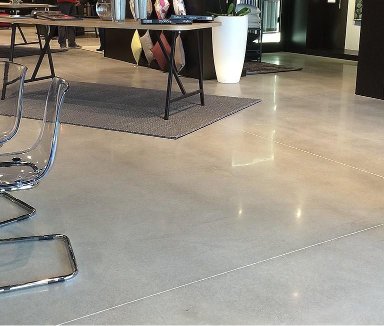 Behandeling van vloeren